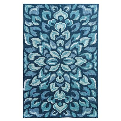 Petal Pusher Rug image 1