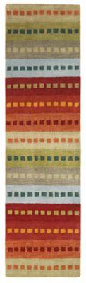 Tibetan Stripe Rug image 2