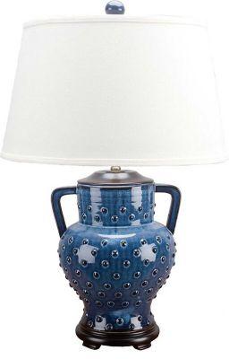 Maj Handled Vase Lamp image 1
