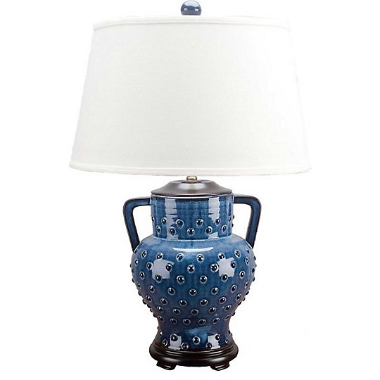 Maj Handled Vase Lamp
