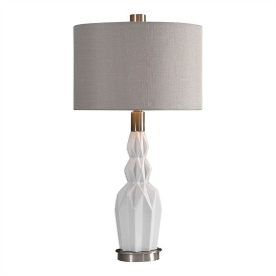 Cabriole Table Lamp