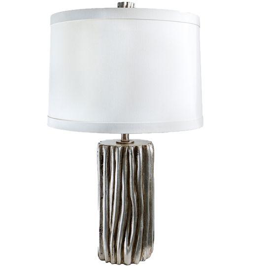 Enya Table Lamp Silver