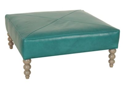Rockport Square Ottoman image 1