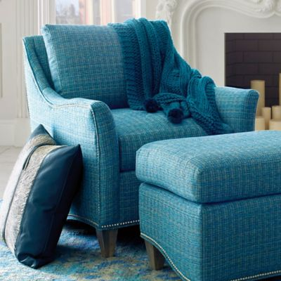 Whistler Chair - Drago Turquoise image 1