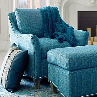 Whistler Chair - Drago Turquoise