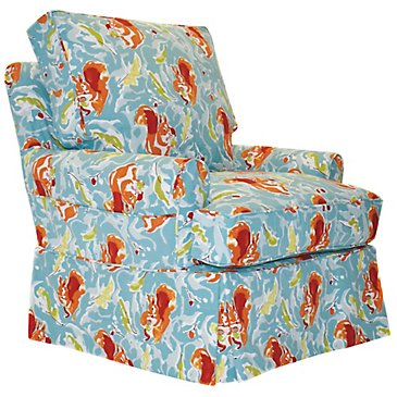 Shea Slipcover Chair