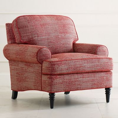 Exeter Chair - Drago Red image 1